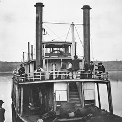 G. W. Lyon (Packet/Towboat, 1893-1908?)