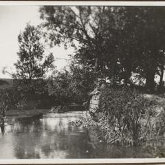 An der Maas bei Steney