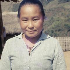 Young Tai woman
