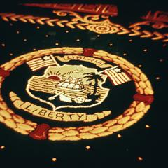 Rug in Executive Mansion in Monrovia