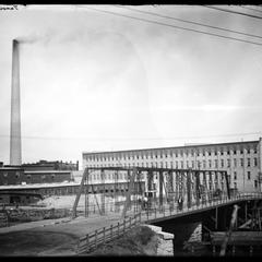 The tannery in 1895