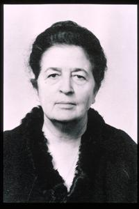 Dorothy Reed Mendenhall