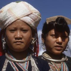 Lahu women