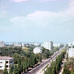 Boulevard 30 Juin, Main Artery of Kinshasa