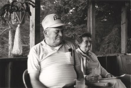 Walter and Ailie Johnson
