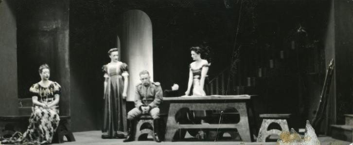 "Manual Arts Players production, ""Ladies & Hussars"""
