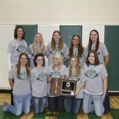 2011 Women's Basketball State Championship team