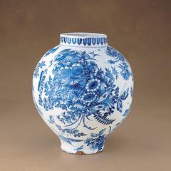 Flower vase or jar