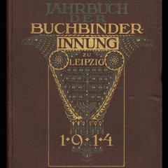 Jahrbuch der Buchbinder-Innung zu Leipzig