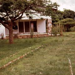 House Where Patrice Lumumba Was Murdered in 1961