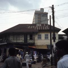 Shitta office on Balogun street