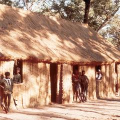 Barracks of the Popular Resistance Movement for the Liberation of Angola