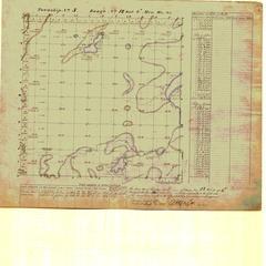[Public Land Survey System map: Wisconsin Township 05 North, Range 18 East]