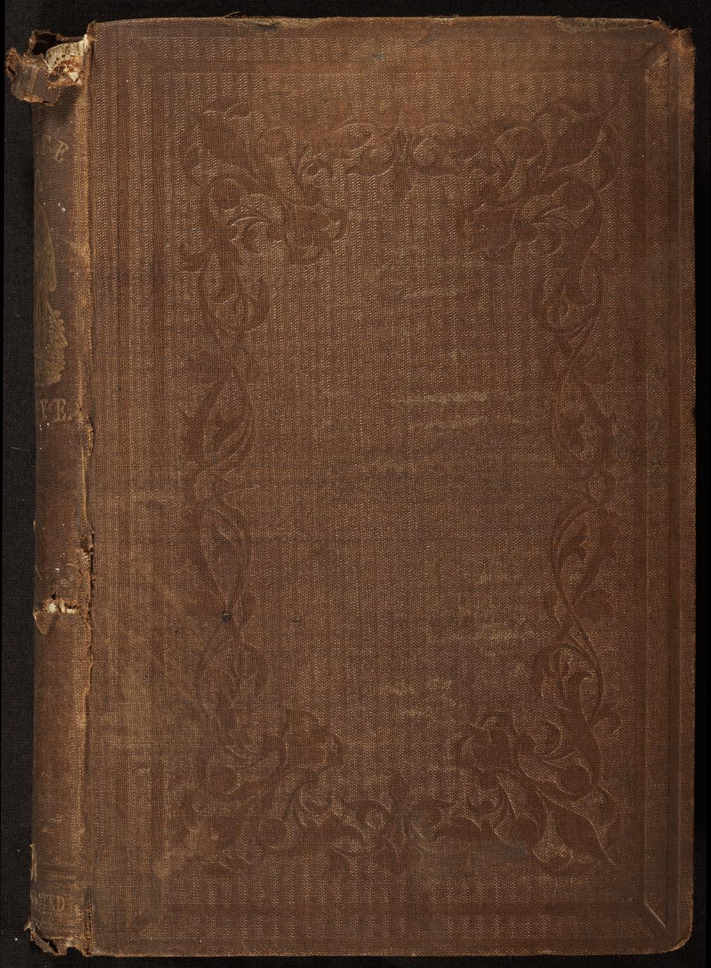 The white slave ; or, Memoirs of a fugitive : a story of slave life in Virginia, etc. (1 of 3)