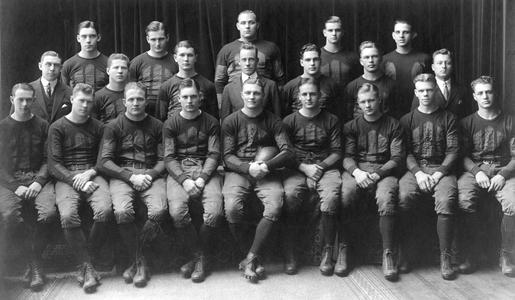 1924 football team