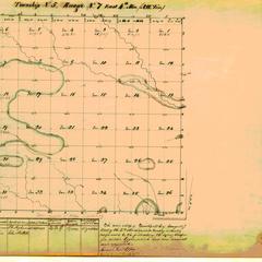 [Public Land Survey System map: Wisconsin Township 05 North, Range 07 East]