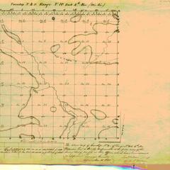 [Public Land Survey System map: Wisconsin Township 04 North, Range 10 East]
