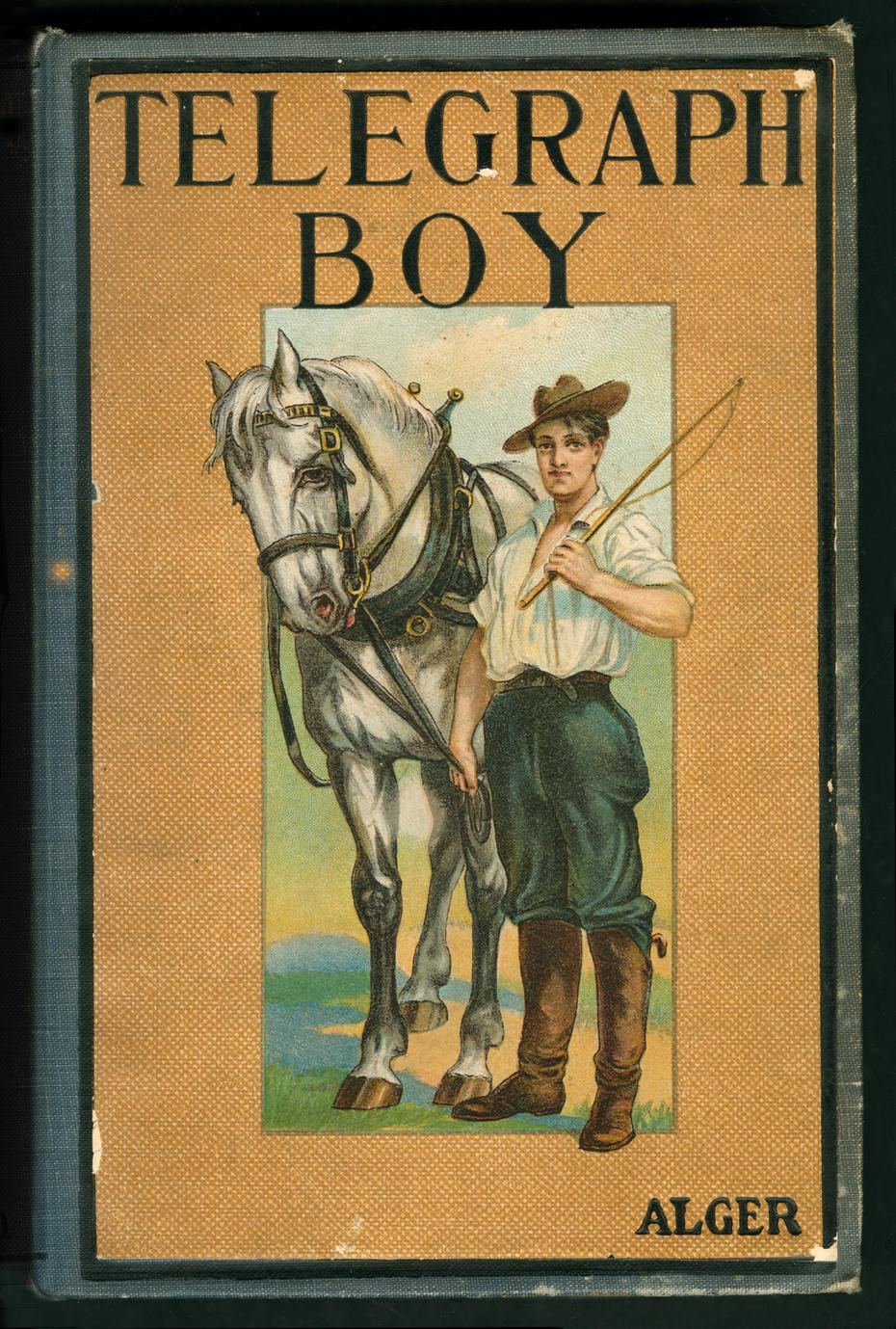 The telegraph boy (1 of 2)