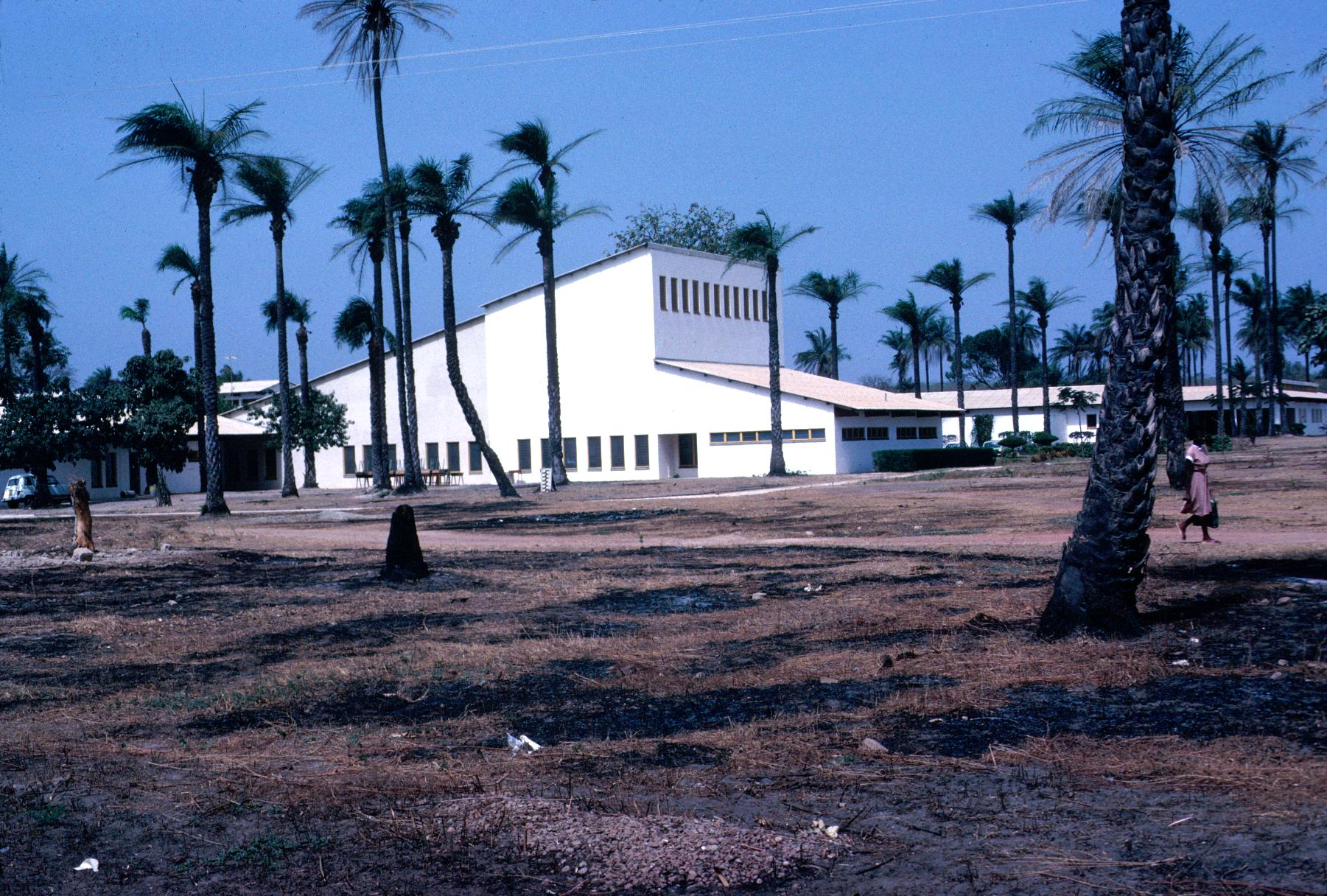 Gambia College near Banjul