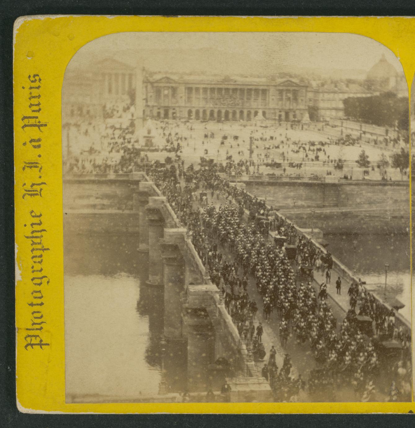 Fête du 15 août : Pont et Place de la Concorde le jour de la fête (3 of 3)