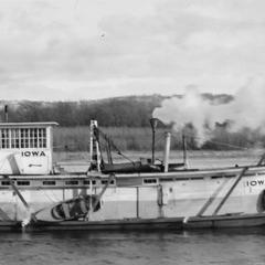 Iowa (Towboat?)