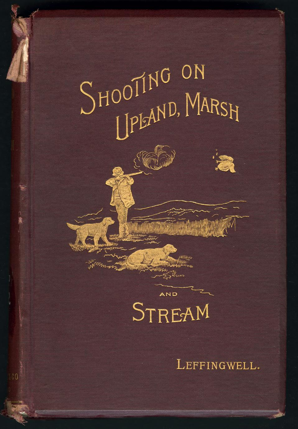 Shooting on upland, marsh, and stream (1 of 3)