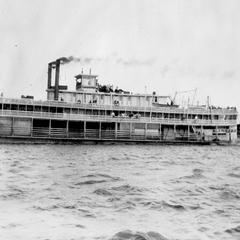 Bald Eagle (Packet, Towboat, 1898-1934)