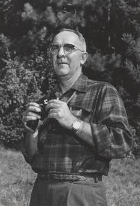 Robert Ellarson outdoors