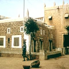 Traditional Hausa Residence in Kano