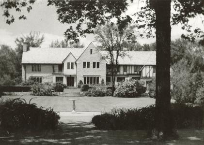 John N. Bergstrom Home
