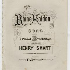 Rhine-maiden