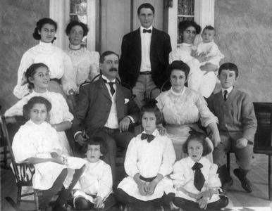 Bergere Family