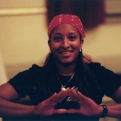 Member of Delta Sigma Theta at 2001 MCOR