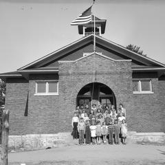 Knowlton Public School-Town of Knowlton, Marathon County, WI