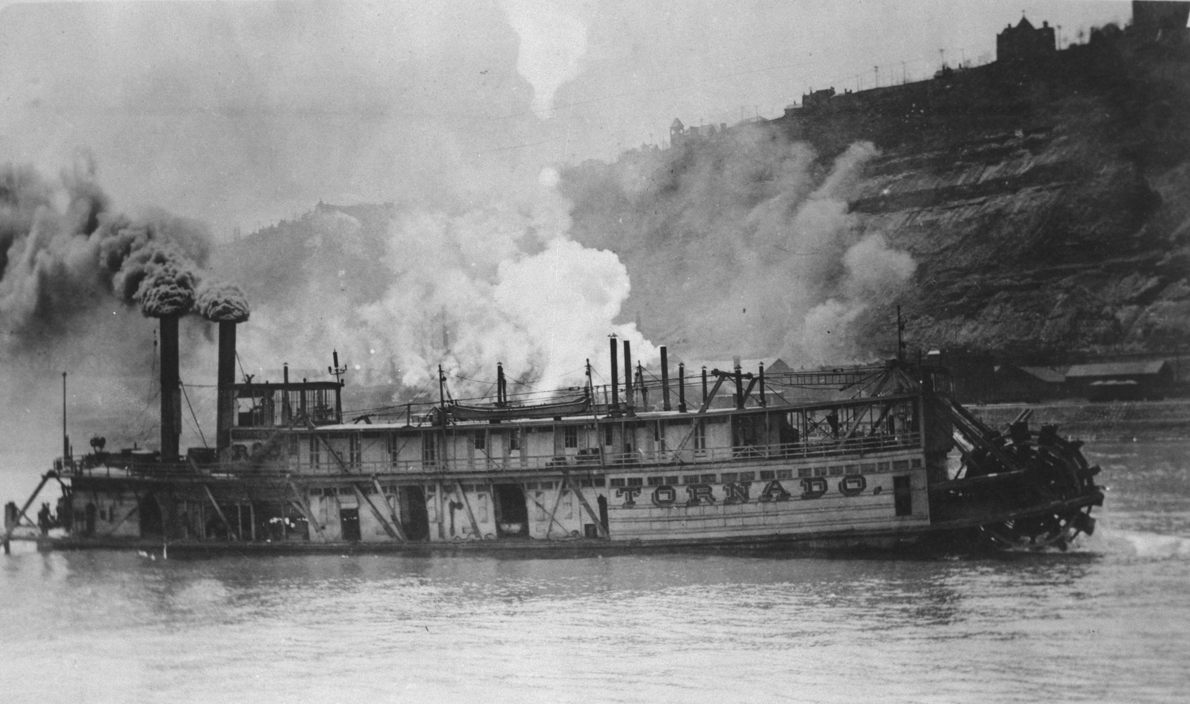Tornado (Towboat, 1895-1921)
