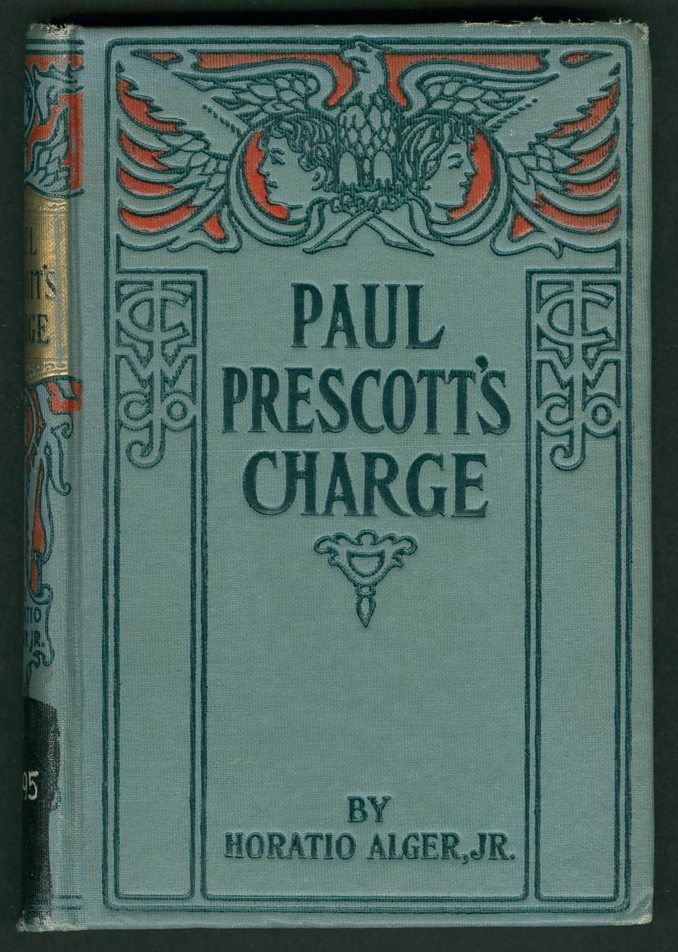 Paul Prescott's charge (1 of 2)