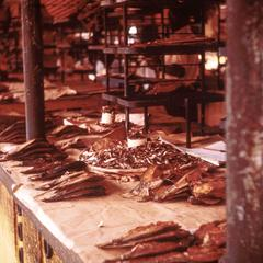 Dried Fish for Sale in Nakuru Market