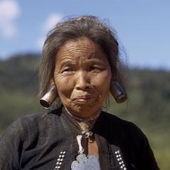 Lahu woman