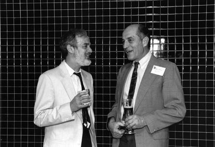 Carl Leopold and Bernie Rubinstein