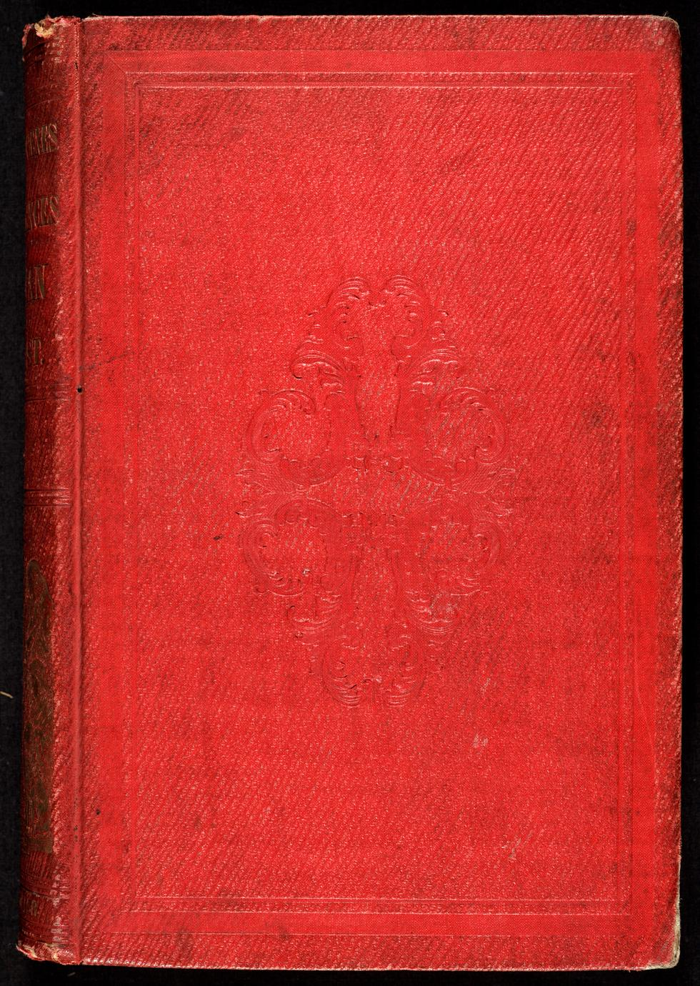 Western scenes and reminiscences : together with thrilling legends and traditions of the red men of the forest : to which is added several narratives of adventures among the Indians (1 of 2)