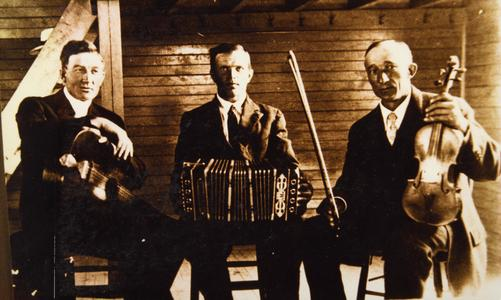 Czech-American trio