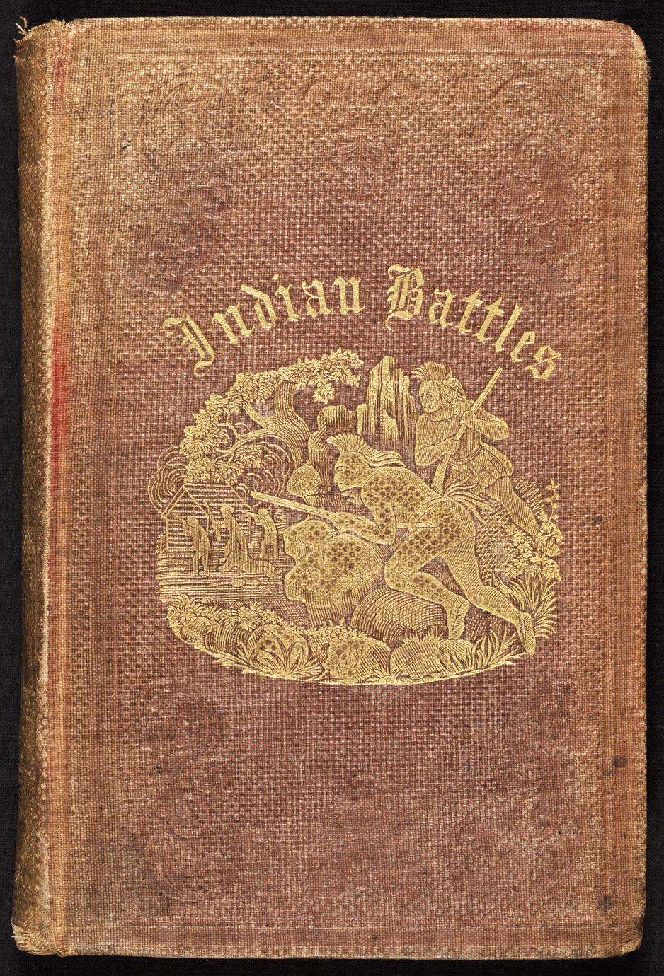 The boy's book of Indian battles and adventures : with anecdotes about them (1 of 4)
