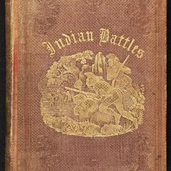 The boy's book of Indian battles and adventures : with anecdotes about them