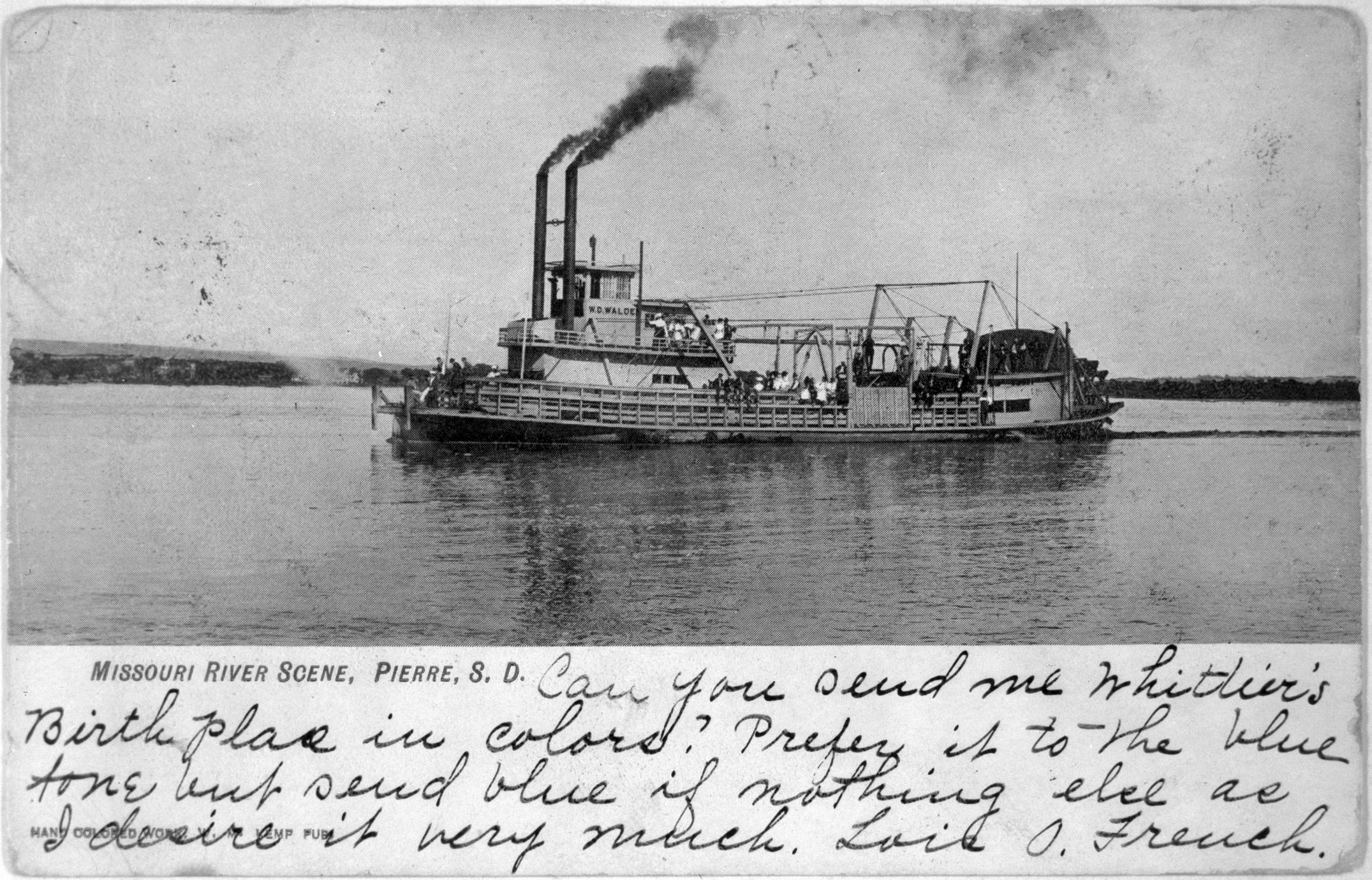 W.D. Walden (Ferry/Tugboat, 1906-ca. 1914/18)
