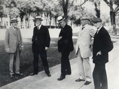 Five professors