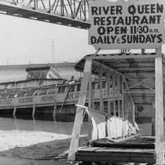 River Queen (Packet-Restaurant, 1961-1967)