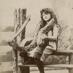 Grace May Hall, Circus performer