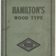 Hamilton's wood type