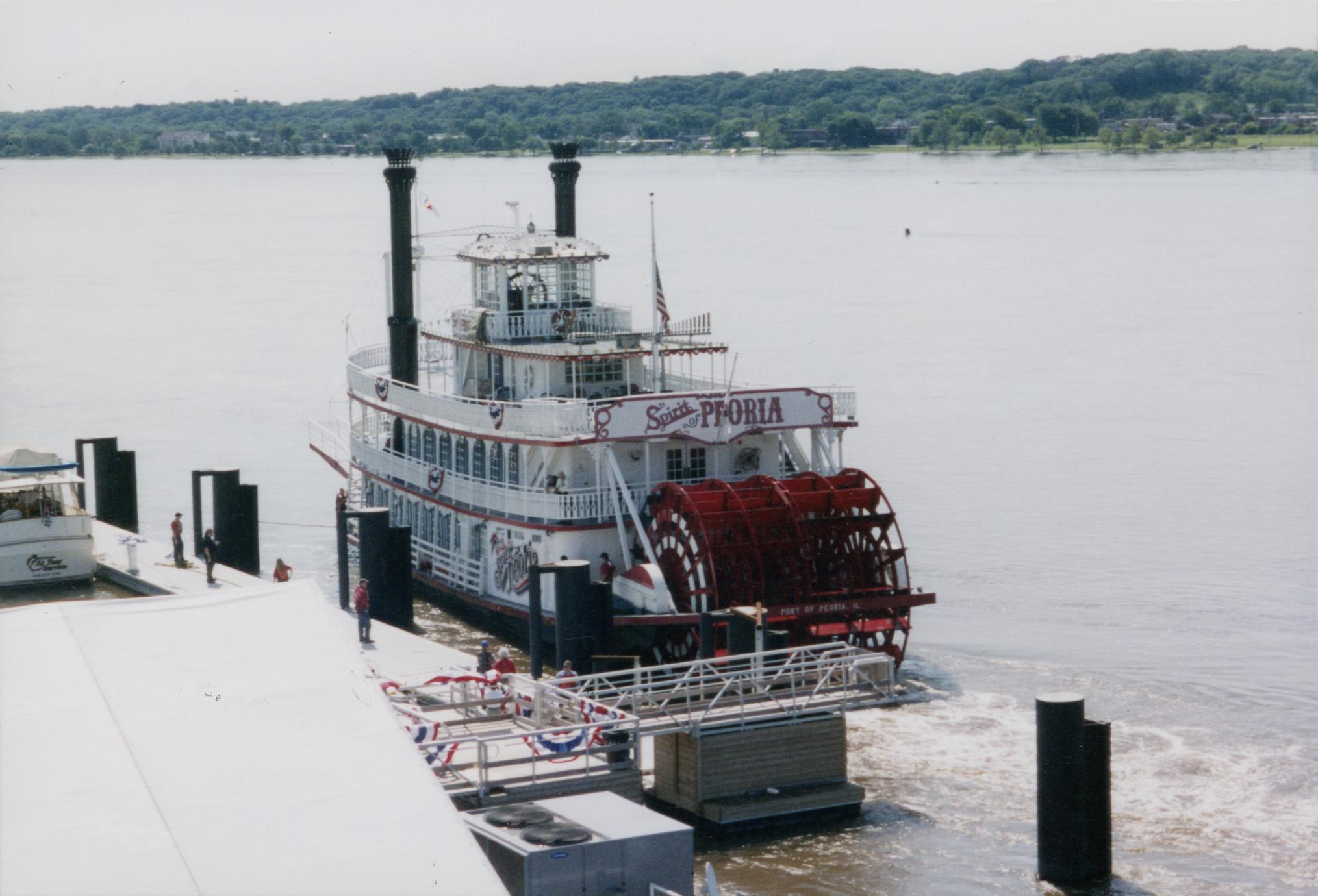Spirit of Peoria (Excursion boat, 1988-?)