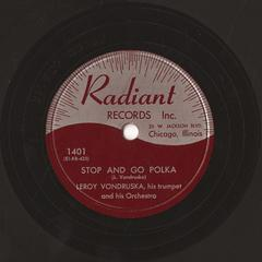 Stop and go polka
